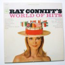 Ray Conniffs World Of Hits with His Orchestra lp cs9300