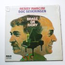 Brass on Ivory lp - Henry Mancini and Doc Severinson lsp-4629