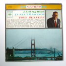 Tony Bennett : I Left My Heart in San Francisco lp cs 8669