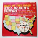 King of the Road lp - Bill Blacks Combo shl32036