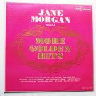 Jane Morgan: Sings More Golden Hits lp KL-1275