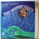 Bobby Hackett That Midnight Touch Strings lp pr5006 Enoch Light