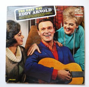 The Easy Way lp - Eddy Arnold lpm-3361