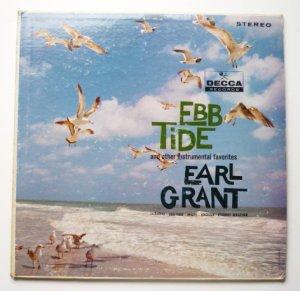 Ebb Tide and other Instrumental Favorites lp - Earl Grant dl74165