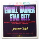Groovin High lp - Erroll Garner Stan Getz and Others cst584