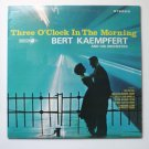 Three OClock in the Morning lp = Bert Kaempfert dl74670
