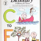 The Charlie Brown Dictionary Volume 2 C to E - Charles M Schulz