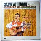 Slim Whitman - Birmingham Jail & Other Country Favorites CAL-954