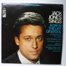 Jack Jones Sings A Day In The Life Of A Fool LP Album ks-3500