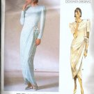 Vogue Pattern 1884 Size 14 Evening Gown - Two Lengths - B Sassoon