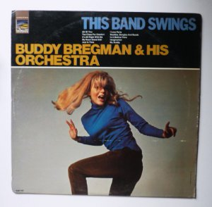 This Band Swings lp - Buddy Bregman and His Orchestra sum1187
