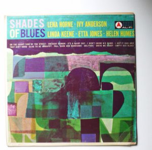 Shades of Blues lp - Various Musicians C4080