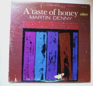 A Taste of Honey lp - Martin Denny lst 7237