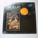 Mozart: Eine Kleine Nachtmusik lp K 525; Symphony No 40 - G Minor, K 550