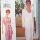 Butterick Pattern 3284 Misses 1994 Evening Tunic Dress Szs 6 8 10
