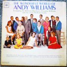 Andy Williams - The Wonderful World of Andy Williams lp cl2137