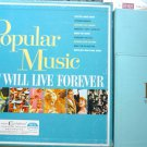 Popular Music That Will Live Forever 10 lp Boxed Set Readers Digest