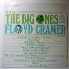 Only the Big Ones lp - Floyd Cramer sp3533