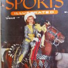 Sports Illustrated Magazine December 13 1954 Evalee Geisler on Cover