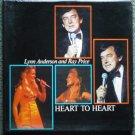 Heart To Heart Four lp Set by Lynn Anderson and Ray Price p4s5658