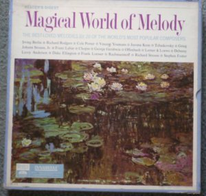 Magical World of Melody - 10 Lp Set - Readers Digest