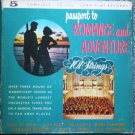 Passport To Romance And Adventure 5 lp Record Album Set M105