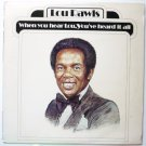 When You Hear Lou Youve Heard It All lp - Lou Rawls j735036