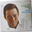 The Wonderful World of Andy Williams by Andy Williams lp cs8937