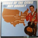 Songs of the Cities lp byRoy Drusky - MG 20883
