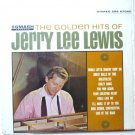 The Golden Hits - Jerry Lee Lewis lp srs67040