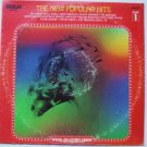 The New Populaar Hits - Volume 1 lp - Various Artists PRS 300