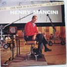 Our Man In Hollywood lp - Henry Mancini lpm2604