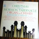 Christmas with the Mormon Tabernacle Organ and Chimes lp xms 6637