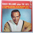 Plays the Hits lp by Roger Williams ks3414