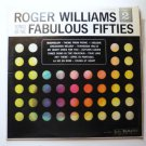 Roger Williams Songs of the Fabulous Fifties Part 2 lp kl1210