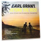Beyond the Reef lp - Earl Grant dl4231