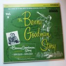 The Benny Goodman Story Vol 2 Stereo Sound track lp dl78253