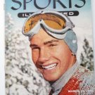 Sports Illustrated March 14 1955 Buddy Werner Skier Mickey Mantle Hialeah