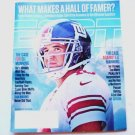 ESPN Magazine December 24 2012 Eli Manning on Cover