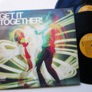 Sessions Presents Get It Together Double LP - Various Artists - dpl2-0045
