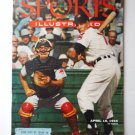 Sports Illustrated - April 18 1955 - Baseball Cards Included