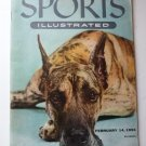 Sports Illustrated Magazine February 14 1955 Westminster Dog Show - Cards Incl