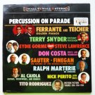 Percussion on Parade lp - Various Artists wws8515