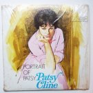 Patsy Cline lp Portrait of Patsy - Double Album ds468