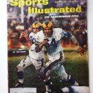 Sports Illustrated Magazine October 23, 1961 Arnett of the Rams on Cover