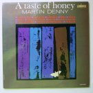 A Taste Of Honey lp - Martin Denny lrp3237
