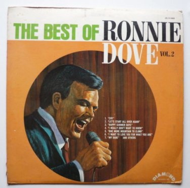 Best of Ronnie Dove lp Vol 2 sd-5008
