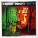 Swingin Stereo in Studio A lp - George Siravo lsp-1970