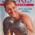 Sports Illustrated Magazine September 19 1955 Rocky Marciano Champ Boxing on Cover