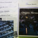 Organ Memories Readers Digest lp 4 Record Boxed Set rd 23k